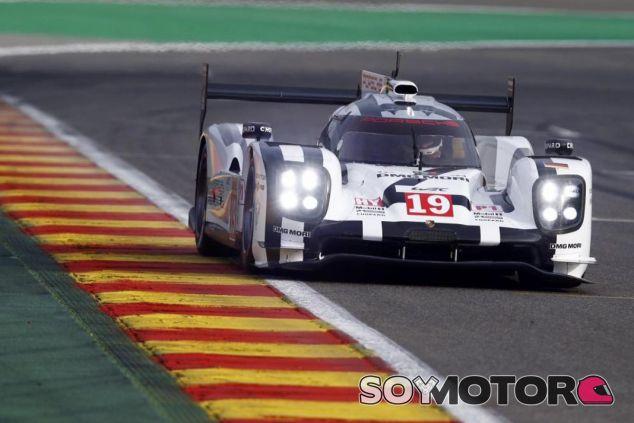 ¿Se volverá a repetir la imagen de Hülkenberg a bordo del Porsche en Le Mans? - LaF1