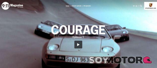 Porsche presenta 9:11 Magazine - SoyMotor.com