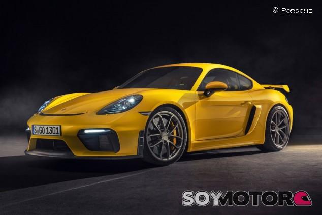 Porsche 718 Cayman GT4 2020: pensado por y para puristas - SoyMotor.com