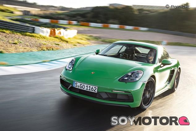 Porsche 718 Cayman GTS 4.0 2020 - SoyMotor.com