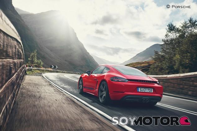 Porsche estudiar convertir su próximo 718 en completamente eléctrico - SoyMotor.com