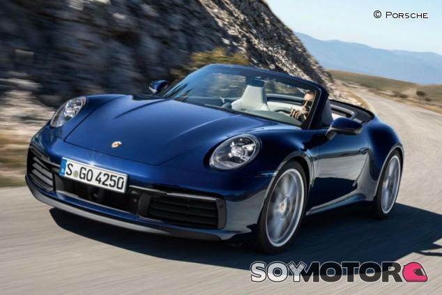 Porsche 911 Cabriolet 2019 - SoyMotor.com