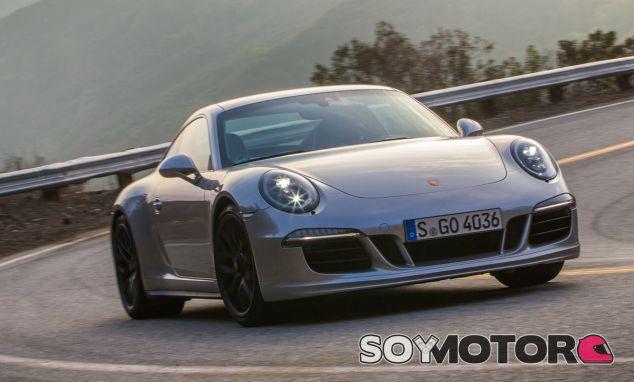 Foto del Porsche 911 Carrera GTS Coupé, vehículo con el que fue cazado V.M.A.G - SoyMotor