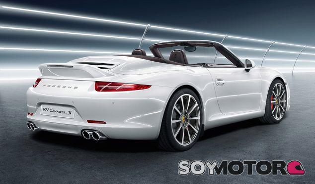 Porsche 911 Carrera S Cabriolet Sport Design Package - SoyMotor.com