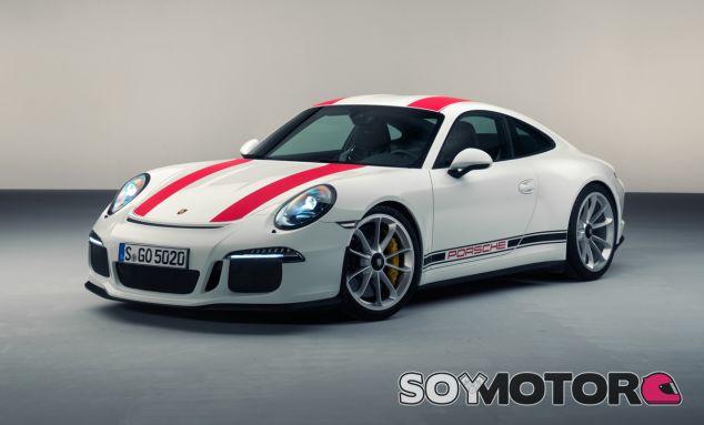 El Porsche 911 R es uno de los últimos 'objetos' de la especulación automovilística - SoyMotor