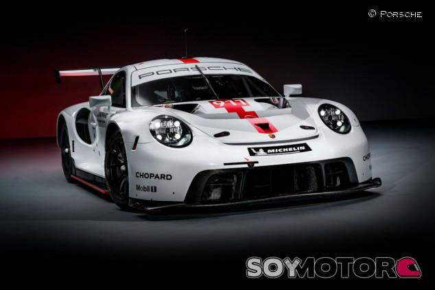 Porsche 911 RSR 2019: evolución para reverdecer laureles - SoyMotor.com