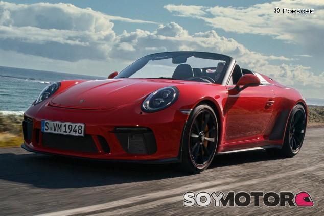Porsche 911 Speedster: el último y brillante coletazo del 991 - SoyMotor.com