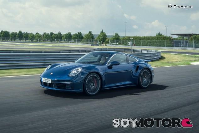 Porsche 911 Turbo 2020: 580 caballos para el modelo base - SoyMotor.com