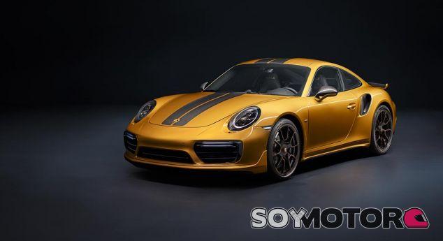 Porsche 911 Turbo S Exclusive Series -SoyMotor.com