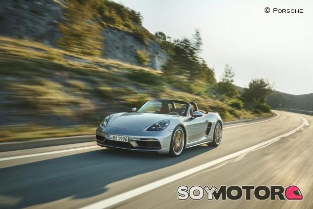 Porsche 718 Boxster GTS 4.0 2020: el cielo es el límite - SoyMotor.com