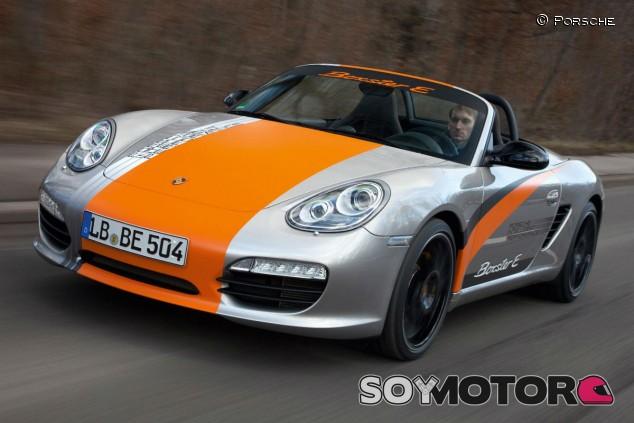 Porsche Boxster y Cayman: su próxima generación, eléctrica