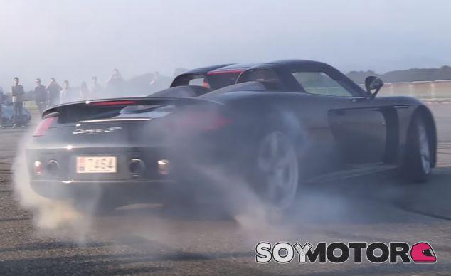 Porsche Carrera GT - SoyMotor.com