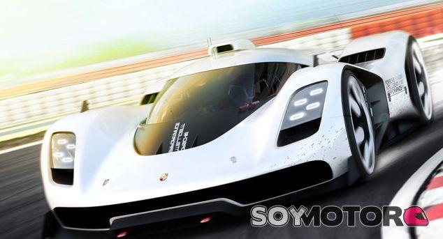 Porsche GT Vision 906/917: una mirada al futuro desde el pasado - SoyMotor.com