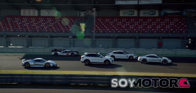 Gama Porsche E-Performance - SoyMotor.com