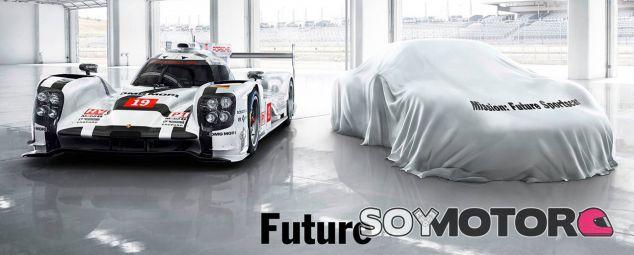 'Mission: Future Sportscar' es el eslogan de este teaser - SoyMotor