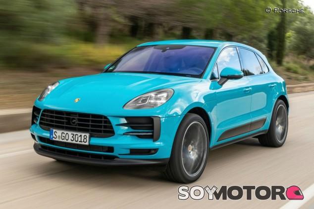 El nuevo Porsche Macan eléctrico no llegará hasta pasado 2020 - SoyMotor.com