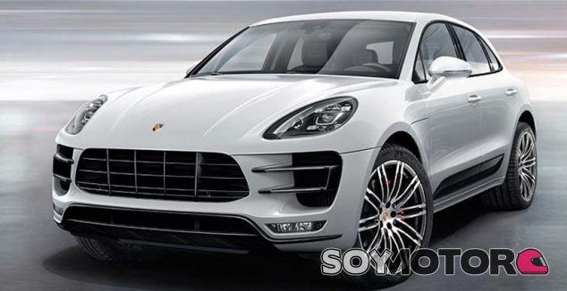El Macan, el modelo más vendido de Porsche en la actualidad - SoyMotor.com