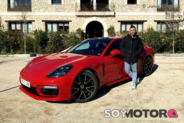 Porsche Panamera 2021: probamos la berlina deportiva por antonomasia - SoyMotor.com