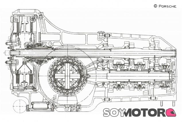 PDK: la historia del cambio automático de Porsche - SoyMotor.com