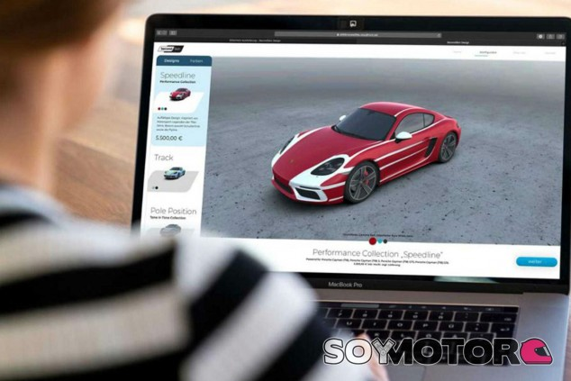 Porsche Second Skin: la personalización llevada al extremo - SoyMotor.com