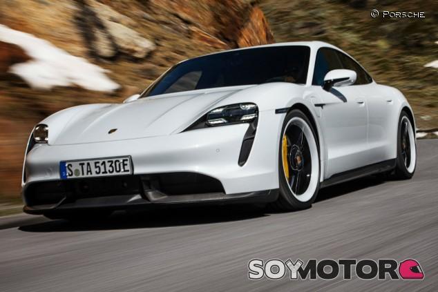 El Porsche Taycan es elegido el coche más innovador del mundo - SoyMotor.com