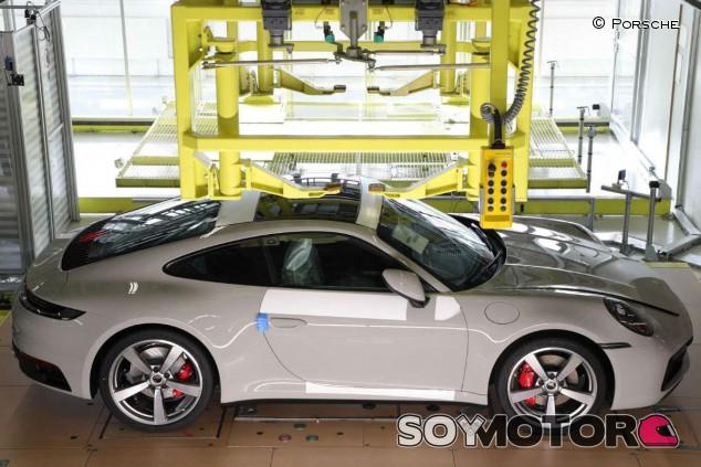 Ver cómo se fabrica tu Porsche en tiempo real ahora es posible - SoyMotor.com