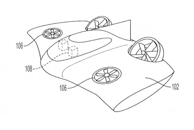 Se filtra la patente del coche volador de Porsche y Boeing - SoyMotor.com
