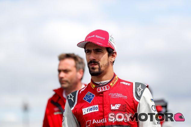 Lucas Di Grassi en la Fórmula E