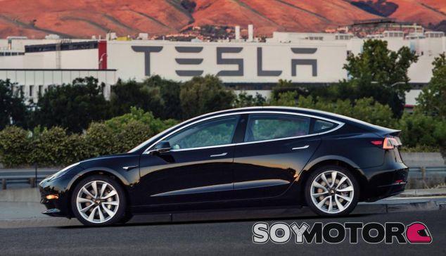 Tesla Model 3 Entrega - SoyMotor.com