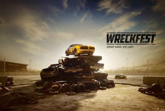 Sale a la venta el nuevo videojuego Wreckfest – SoyMotor.com