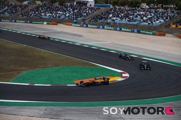 La primera vuelta de Portimao dejó entrever la F1 de 2022 - SoyMotor.com