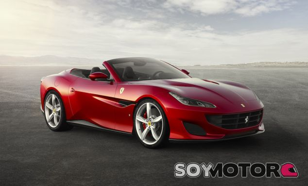 Ferrari Portofino - SoyMotor.com