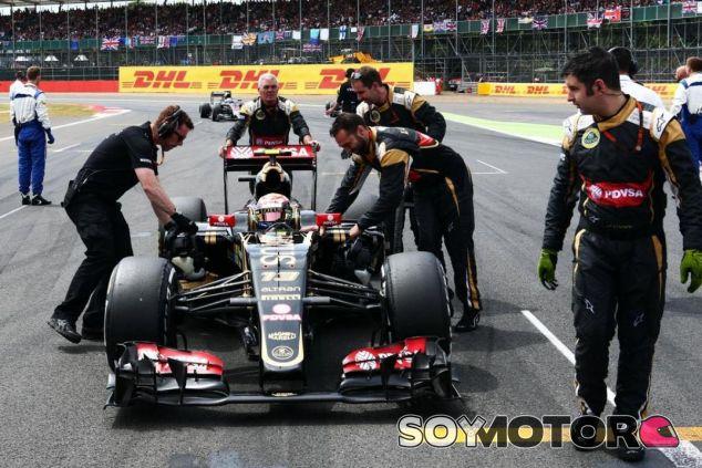 Maldonado destaca la unión que han mostrado Lotus este año para finalizar sextos - LaF1