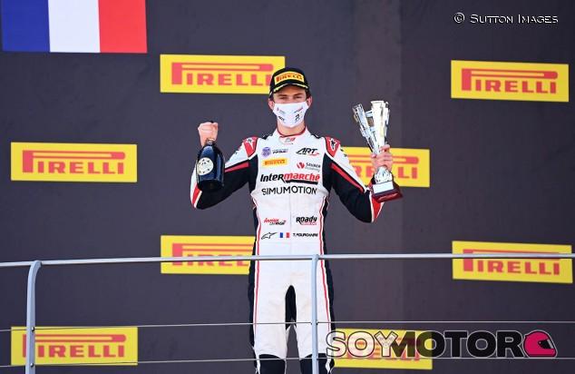 """Pourchaire apunta a la Fórmula 2: """"No tiene sentido seguir en F3"""" - SoyMotor.com"""