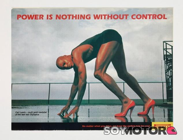 """""""La potencia sin control no sirve de nada"""": 25 años de un eslogan mítico - Soymotor.com"""