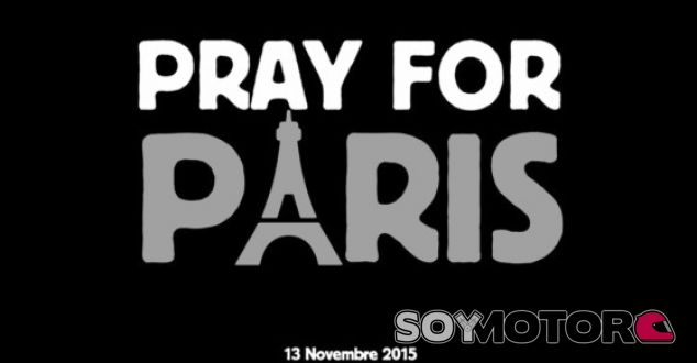 Pray for Paris - LaF1.es