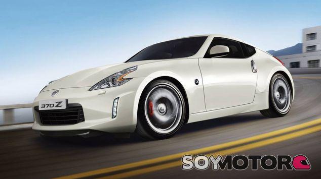 El Nissan 370Z representa a día de hoy el modelo más asequible de la familia 'Z' - SoyMotor
