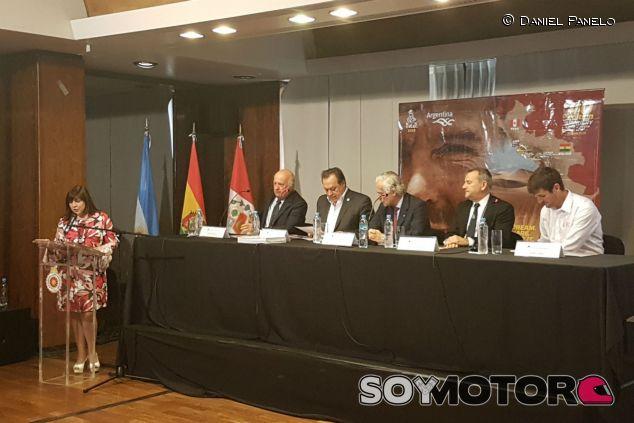 La 40ª edición del Dakar, presentada en Buenos Aires - SoyMotor