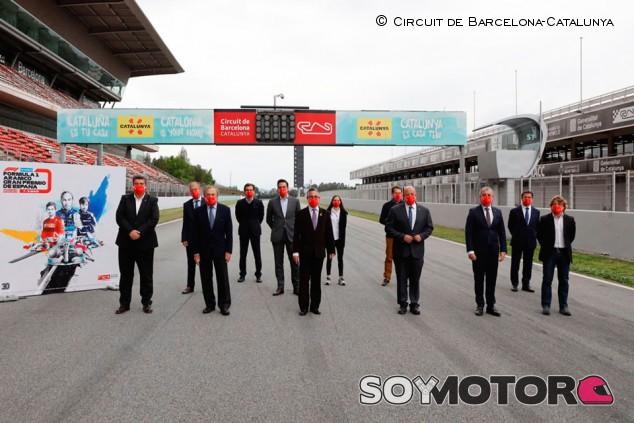 """El Circuit ve """"buena sintonía"""" con la Fórmula 1 para renovar el GP de España - SoyMotor.com"""