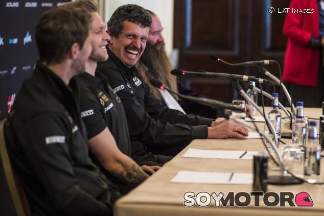 Haas coincide con Rich Energy: el objetivo es batir a Red Bull - SoyMotor.com