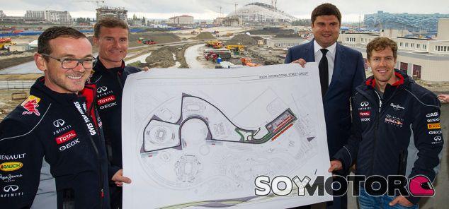 El GP de Rusia de F1, sin riesgos - LaF1.es