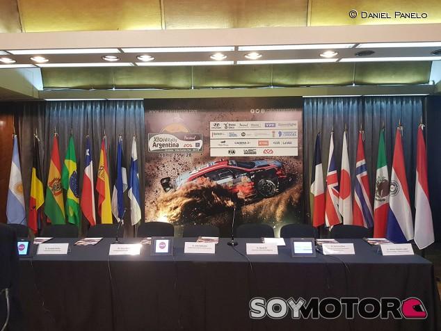 Presentado el Rally de Argentina 2019, quinta prueba del WRC - SoyMotor.com