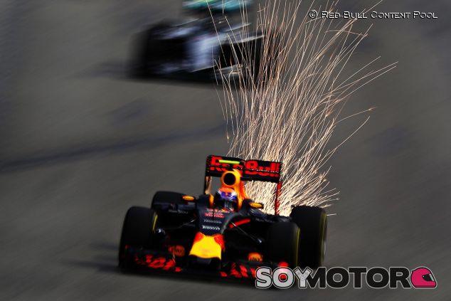 Max Verstappen en Singapur - LaF1
