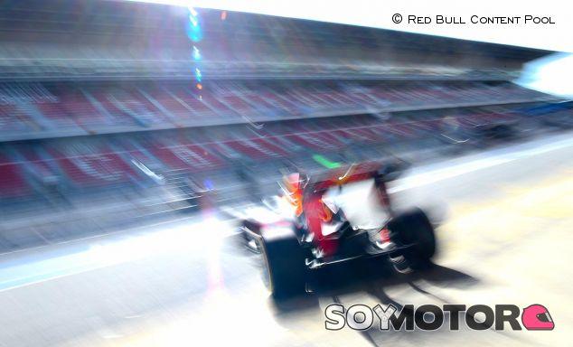 Daniel Ricciardo en la pretemporada 2016 - LaF1