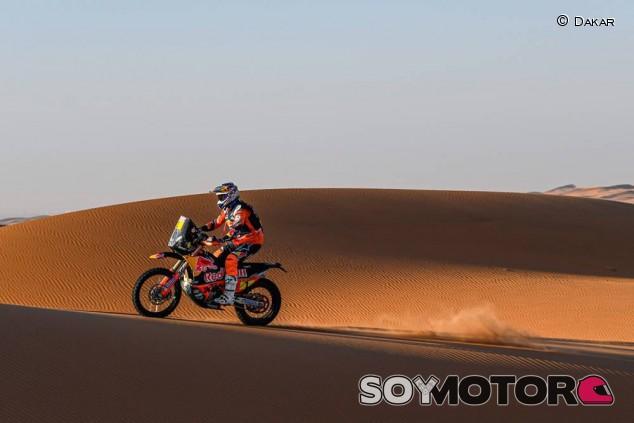 OFICIAL: la Etapa 8 del Dakar, cancelada para motos y quads - SoyMotor.com