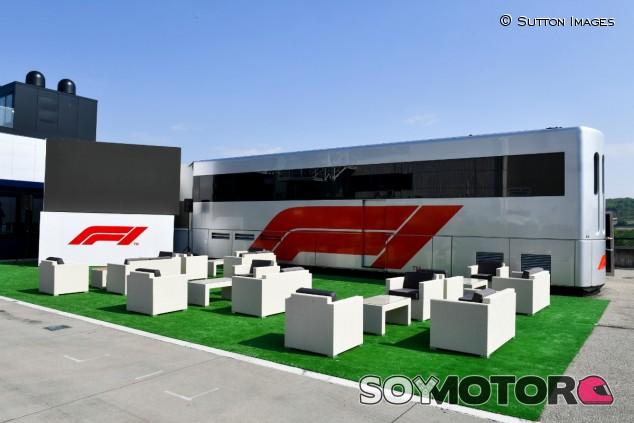 Hospitality de la FOM en el GP de Hungría - SoyMotor.com