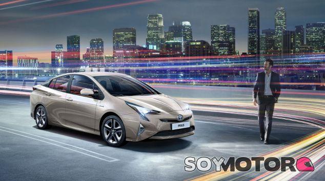 Toyota Epsaña renueva el Prius para dotarle de aún más tecnologías de seguridad - SoyMotor