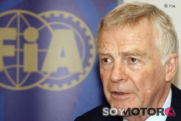 Max Mosley no volverá a la Fórmula 1 - LaF1
