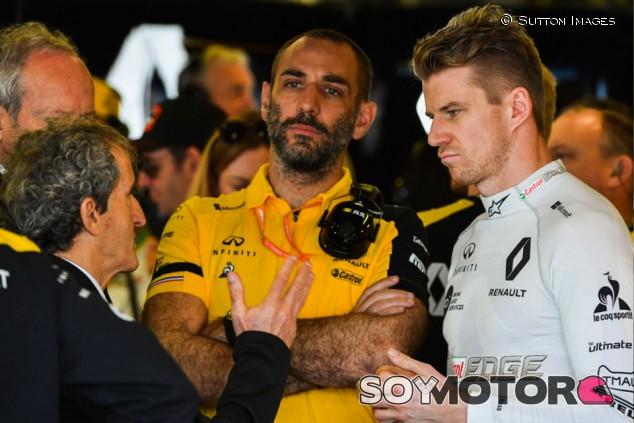 """Prost, sobre Hülkenberg: """"No queremos pesimistas, por eso fichamos a Ocon"""" - SoyMotor.com"""