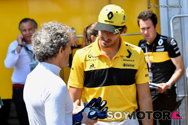 """Jean Alesi: """"Carlos Sainz me recuerda mucho a Alain Prost"""" - SoyMotor.com"""